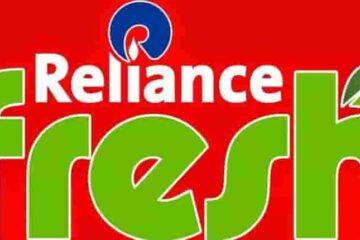 Reliance Fresh Franchise Hindi